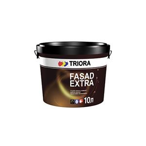 TRIORA Акрилатная фасадная краска «Fasad EXTRA»