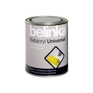Belinka BETACRYL UNIVERSAL Краска акриловая