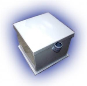 Дом Экологии «ОСК»  Мини сепараторы жира под мойку ПП 1,5-0,26
