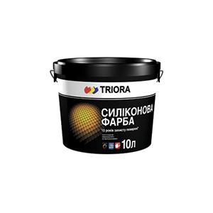 TRIORA Силиконовая краска
