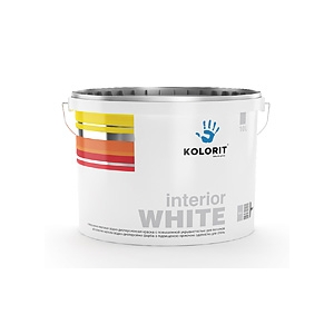 KOLORIT Interior White