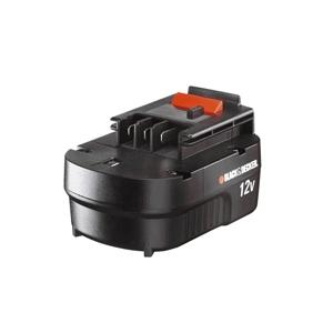 Black & decker Сдвижная аккумуляторная батарея 12В для инструментов серии Esprit и Firestorm