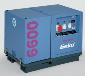 Geko 6600ED-AA/HEBA SS