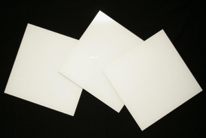 UMT Украинские Зеркальные Технологии Плитка из лакобеля Crisp White