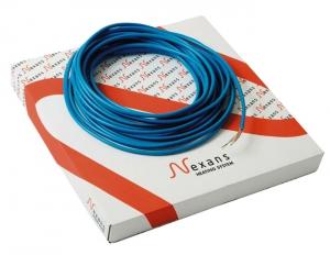 Nexans Кабель нагревательный двухжильный резистивный TXLP/2R 1250/17 теплый пол - 72,4 м