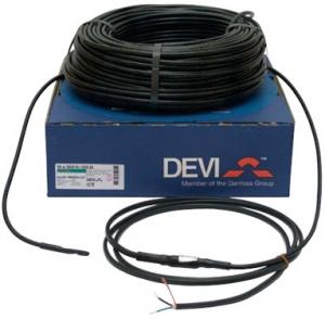 Devi Нагревательный кабель двухжильный DTIP-18 82 м