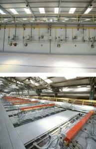 Beralmar Экономное газовое  оборудование для обжига керамики