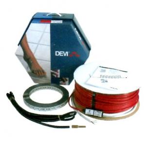 Devi Нагревательный кабель двухжильный DTIP-18 68 м