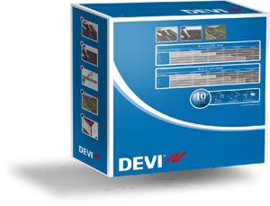 Devi Нагревательный кабель двухжильный DTIP-18 10м