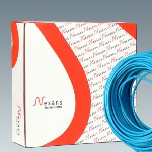 Nexans Кабель нагревательный одножильный резистивный TXLP/1 1400/17 теплый пол - 82,3 м