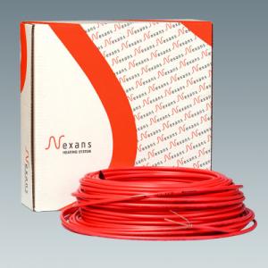 Nexans Кабель нагревательный двухжильный резистивный TXLP/2R 2100/17 теплый пол - 123,7 м