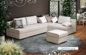 Blest Угловой диван Модель «Дженези»