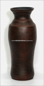 Ваза напольная большая глиняная