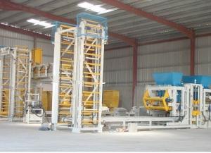 Scandinavian & UK Machines Линии по производству бетонных блоков, брусчатки, бордюров.