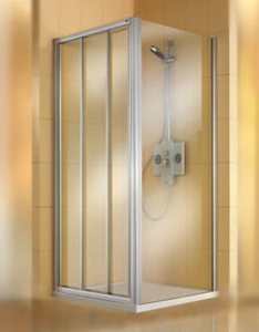 Huppe Душевая кабина 501212.042.322 Classics 501 Душ. дверь 4-Eck  90x90