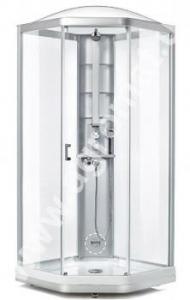 IDO Душевая кабина 48750-33-808 (4 упак.) Showerama