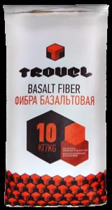 Trovel Волокно минеральное базальтовое  1 тонна
