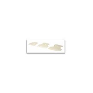 Набор шпателей резиновых 40, 60, 80 мм