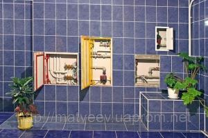 VS Group Люк невидимка под плитку ревизионный Е-33 600х700 мм