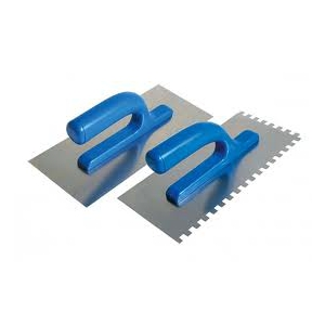 Гладилка 130х270 мм, зуб 8х8 мм