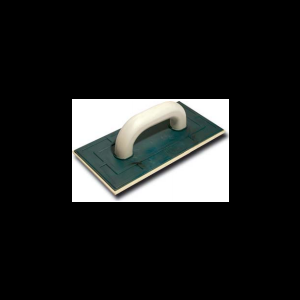 Терка пластиковая с войлочной подкладкой  для шлифования  штукатурки (артикул 3079) 130х270 мм / 10 мм