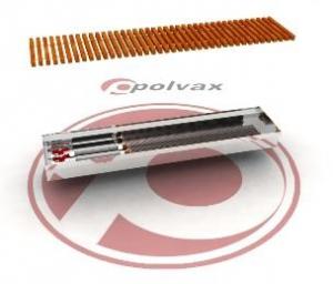 POLVAX Внутрипольный конвектор Polvax KE