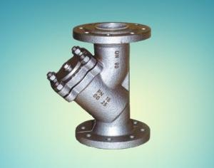 IMP Фильтр осадочный фланцевый IMP020