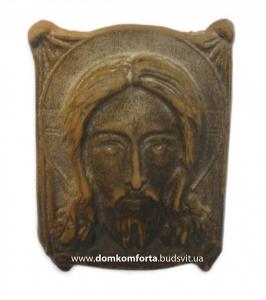 """Икона глиняная """"Иисус Христос"""""""