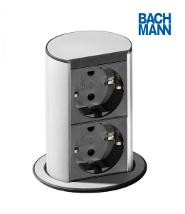 Bachmann Выдвижной блок розеток Bachmann Elevator 2x220 (Schuko)