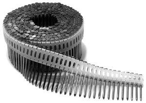 Duo-Fast Гвозди для композитной черепицы 50 мм (черные)