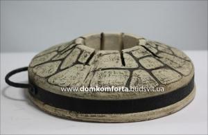Крышка керамическая для тандыра 40 см