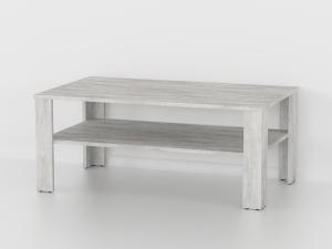 """Журнальный стол """"Стандарт"""" в цвете бетон"""