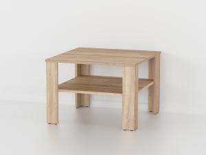 """Журнальный стол """"Кубик"""" в цвете дуб сонома"""