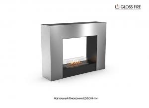 Gloss Fire Напольный биокамин EDISON-m4 ТМ Gloss Fire